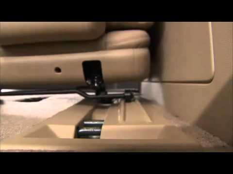 How to Use Third Row Seat Functionality - Cadillac ...