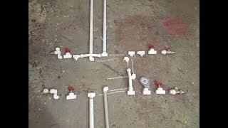 подключить ДВА радиатора отопления к стояку в квартире с учетом тепловых расширений труб ППР