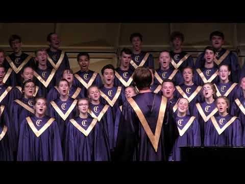 2018 Canby Concert Choir Final Concert!