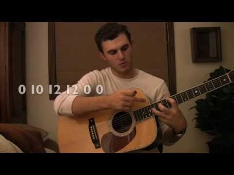 John Mayer No Such Thing Instructional Video
