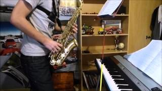 Lindsey Stirling Anti Gravity Saxophone
