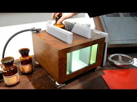 In the Footsteps of Henri Tudor: Creating Batteries on a Tangible Interactive Workbench