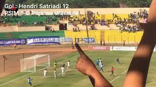 PSIM JOGJA 2-2 PERSIWA WAMENA || LIGA 2 INDONESIA - STADION SULTAN AGUNG BANTUL 14/7/2018