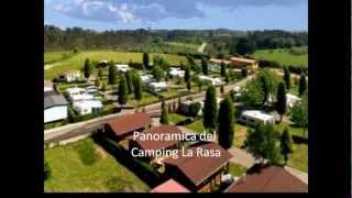 Camping La Rasa 1ª Categoria en Villaviciosa Asturias