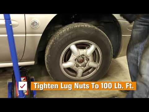 How to Replace Shocks & Struts in a Buick LeSabre