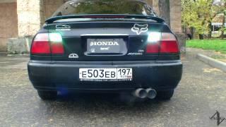 Honda Accord CD7 видео обзор