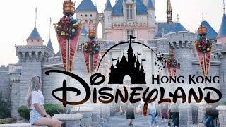 Hong Kong Disneyland Vlog