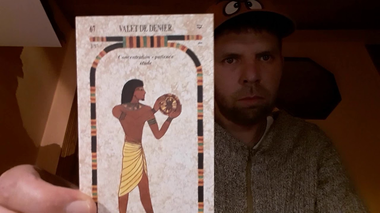 tarot egyptien laura tuan - YouTube 0cd88489fd3c