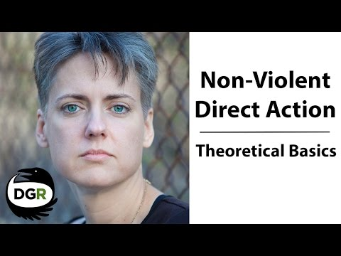 Nonviolent Direct Action: Theoretical Basics (Lierre Keith)