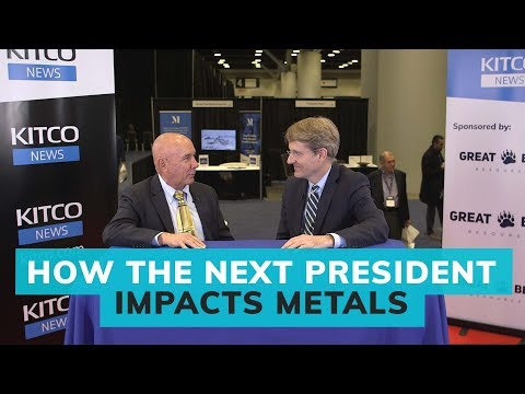 A Trump defeat is negative for base metals - Mickey Fulp