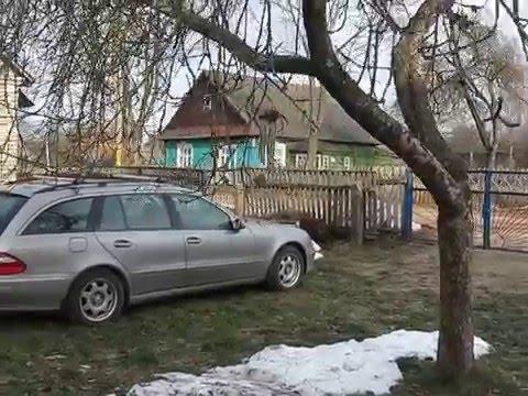 Дом в деревне купить дёшево Дом на берегу реки +Заброшеный ДОМ