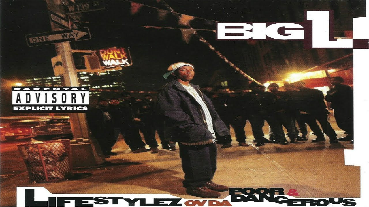 Big L | Lifestylez ov da Poor & Dangerous (FULL ALBUM) [HQ]