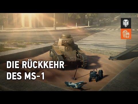 Neuer Stufe X Panzer [World of Tanks Deutsch]