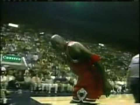 Chicago Bulls - Indiana Pacers | 1998 Playoffs | ECF Game 6: Pacers take it to the limit