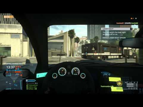 Battlefield Hardline Expert Impressions & Gameplay Part 1