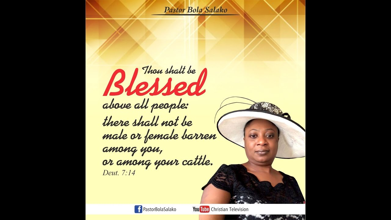The Aggressive Prayers of the Psalmist - Pastor Bola Salako
