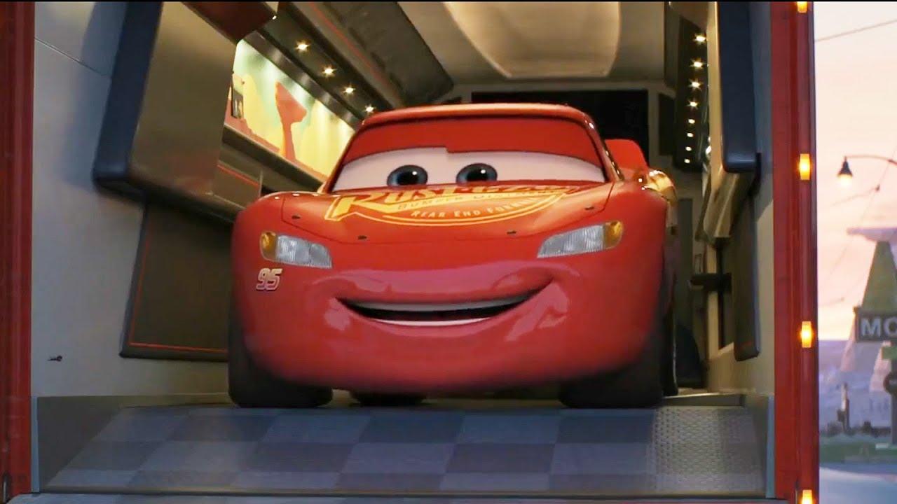Disney Cars 3 Lightning Mcqueen Learn Colors Cars Cartoon