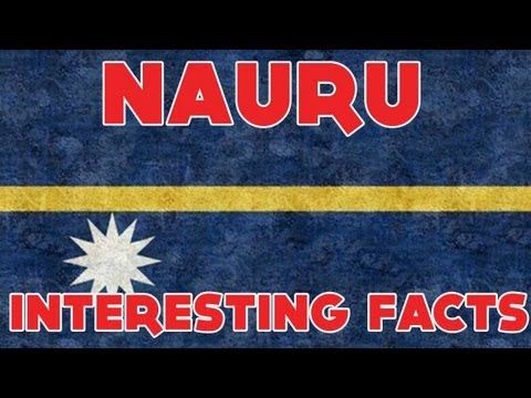 10 Mildly Interesting Facts About Nauru