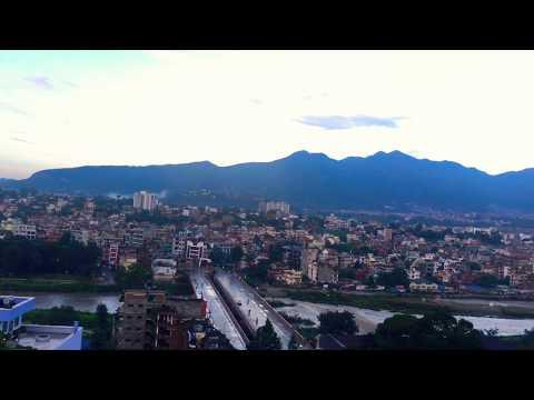 Kathmandu morning view