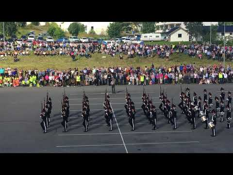 HMKG Drilltropp 2017 - Fauske 17/08/2017