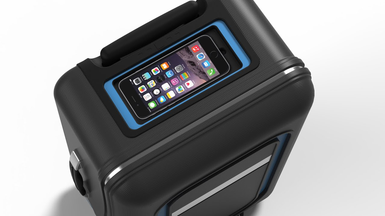 Top 5 Smart Suitcase Must Have by AD ITRENDING 2016-05-14