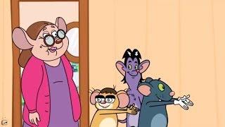 Rat-A-Tat  'Mouse Granny Funny More Season 2 Best Compilation'  Chotoonz Kids Funny #Cartoon Videos
