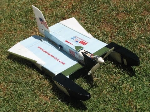 RC flying boat. Part 2