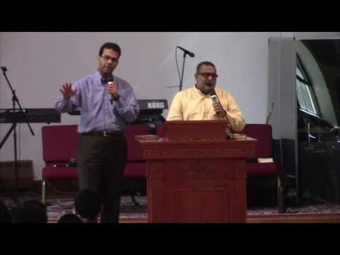 Sermon - Rev George Philip, Songadh, Gujrat