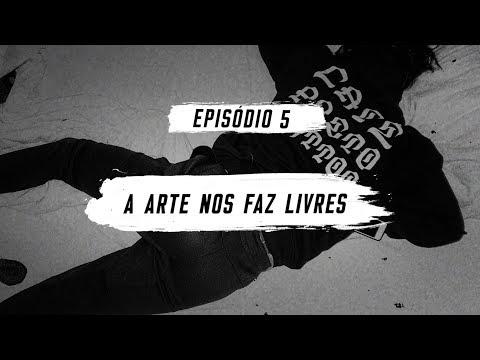 EP 5 - Café Preto Pra Viagem - A Arte nos faz livres - BERLIM / ALEMANHA
