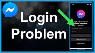 How To Fix Facebook Messenger Login Problem