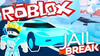 I BUY THE CAR FROM THE CRIMINAL BASE JAILBREAK ROBLOX