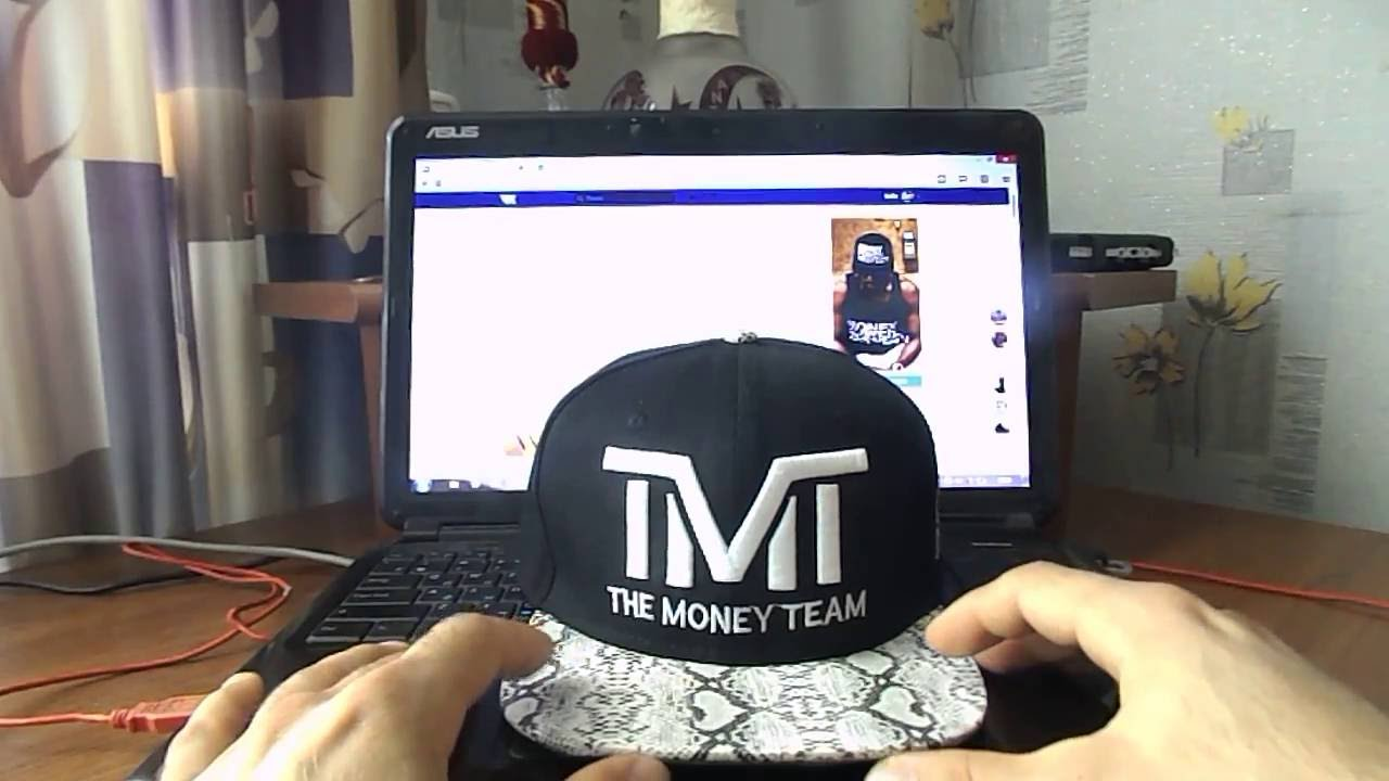 Кепки TMT(The Money Team) - YouTube aeffc20a597