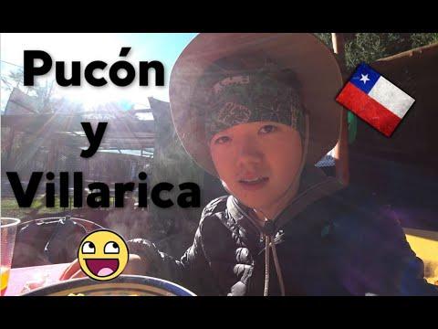 ✌😄 Conociendo VILLARRICA y PUCÓN | Chile #45