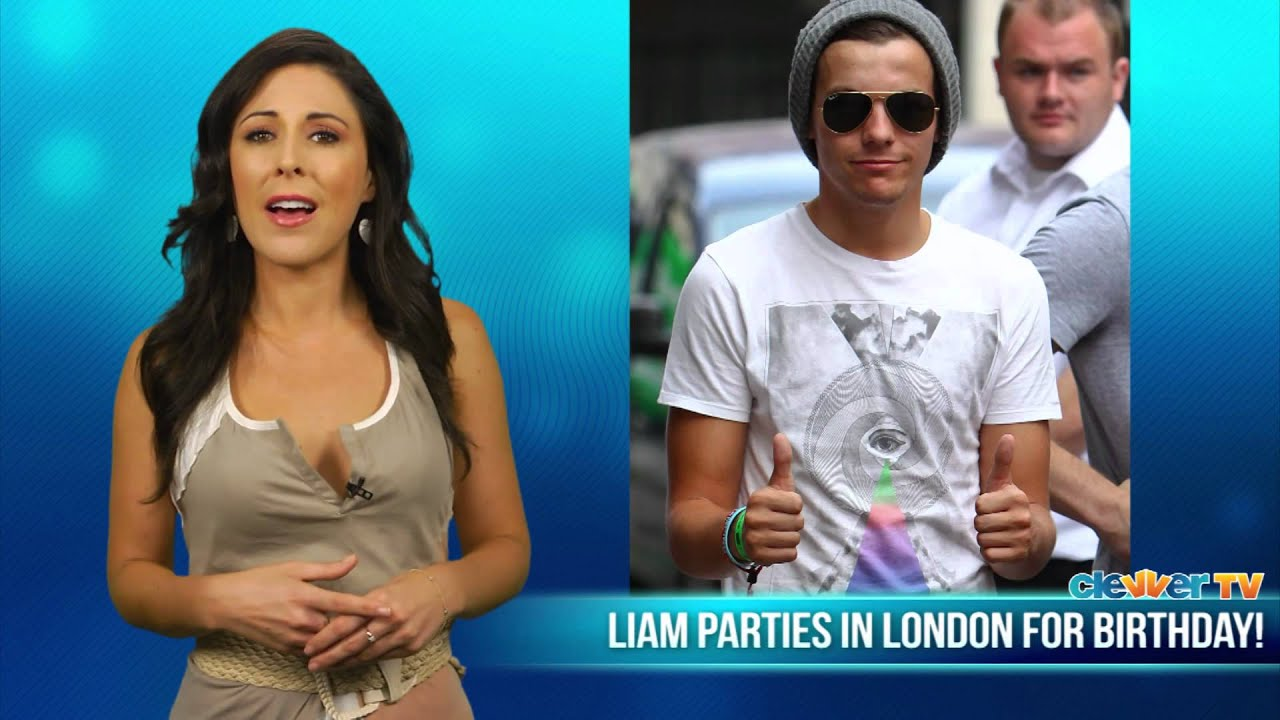 Insider Details - Liam Payne's Birthday Party