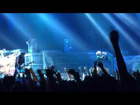 Iron Maiden - Children of the Damned Mexico 2016