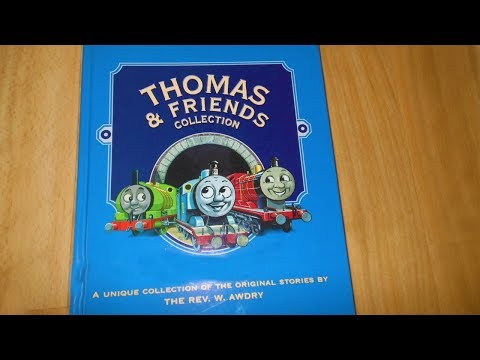 Thomas And Friends Collection Book Review.