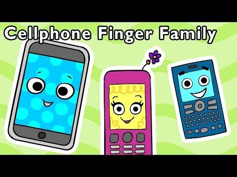 馃敶LIVE: Cellphone Finger Family and More 馃摫馃枑锔� | DADDY FINGER SONGS | Mother Goose Club Videos