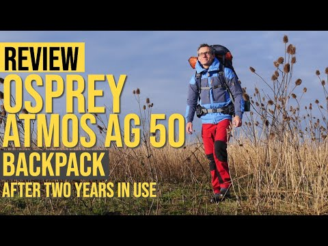 Volt 60 Backpack Review–Osprey
