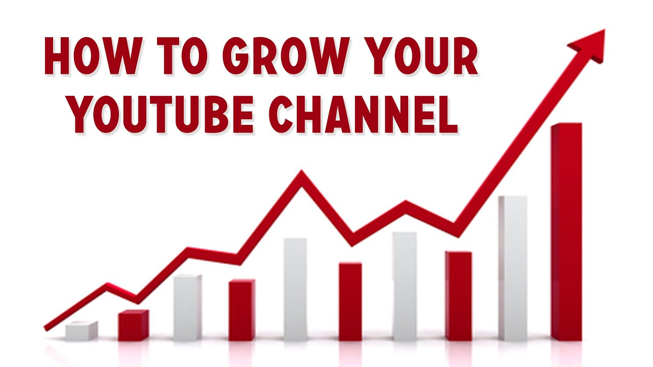5 Tips to Grow Your YouTube Channel & Get More Subscribers - YouTube