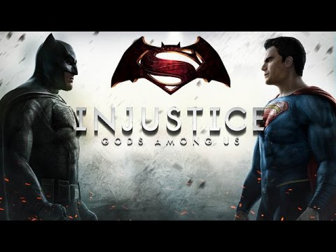 Injustice: Gods Among Us - FULL MOVIE () All Cutscenes TRUE-HD QUALITY