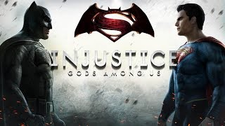 Injustice: Gods Among Us - (2013) FULL MOVIE All Cutscenes TRUE-HD QUALITY