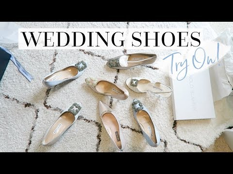 HELP ME PICK MY WEDDING SHOES!   VLOG