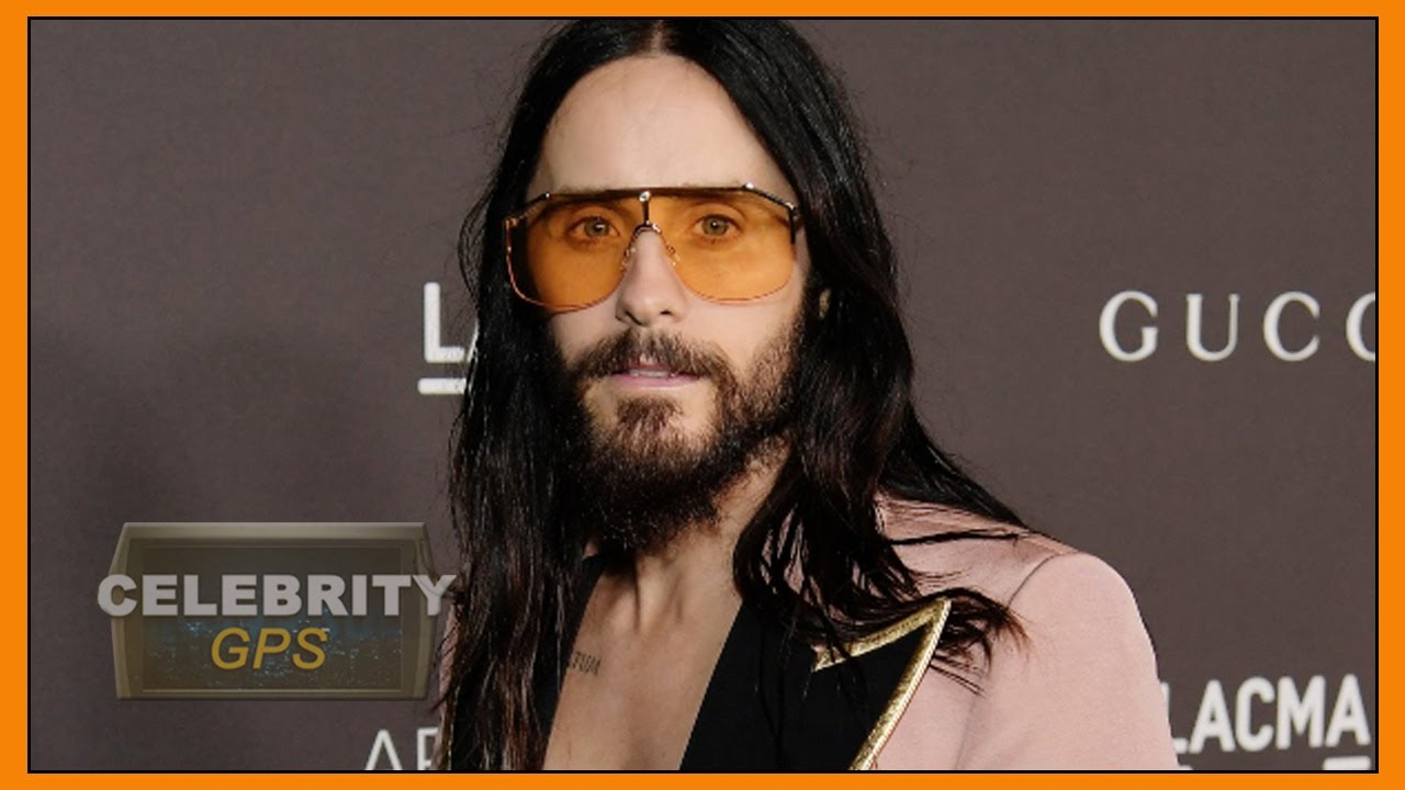 Jared Leto Emerges From 12-Day Meditation Retreat, Learns About ...