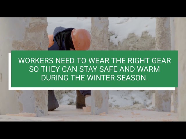 The Importance of HighVis Clothing During Winter