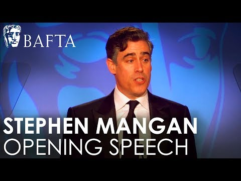 Stephen Mangan's  Monologue  BAFTA TV Craft Awards 2018