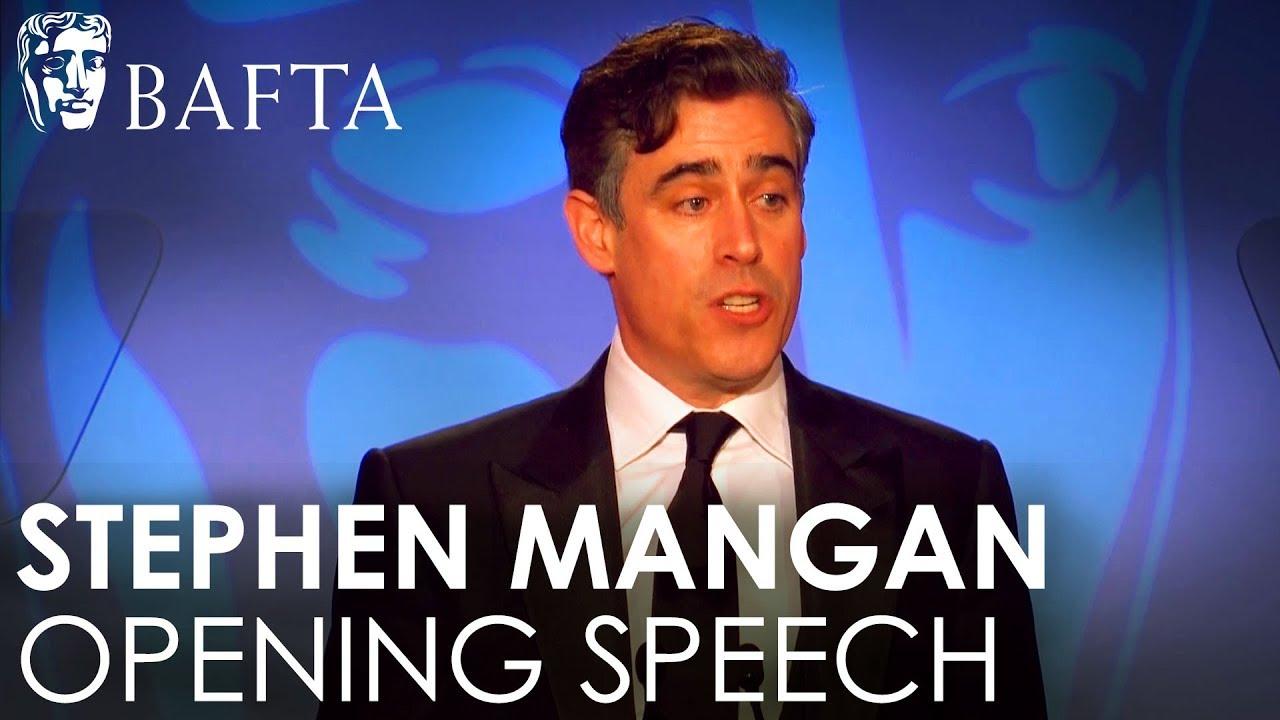Download Stephen Mangan's Opening Monologue   BAFTA TV Craft Awards 2018