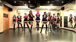 ENDo GENERATION - PAPARAZZI (コピ練習用反転スロー)