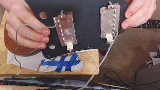Killing your gibson - 08 Gibson SG Special refinishing video 3