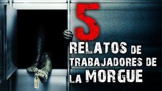 5 Escalofriantes Relatos de trabajadores de la morgue │ MundoCreepy │ NightCrawler