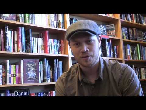 Andrew Peterson Talks About His Book North Or Be Eaten Youtube